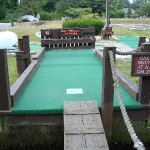 """Dick Doherty Dock"" Hole #13"